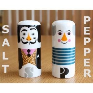 Other - Salt and Pepper Shakers
